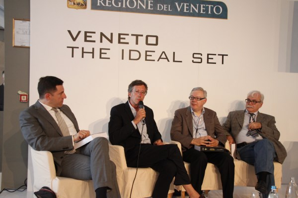 Da sinistra Davide Rossi Giuseppe Ghigi Alessandro Cuk Virginio Ilari 600 x 400