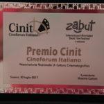 Premio Zabut 2017