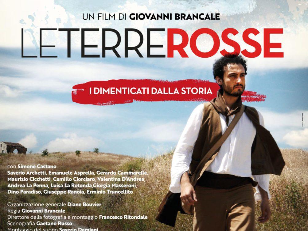 """AL CINETEATRO DI BANZI (PZ) PRESENTAZIONE  DEL FILM """"LE TERRE ROSSE"""" DI GIOVANNI BRANCALE"""