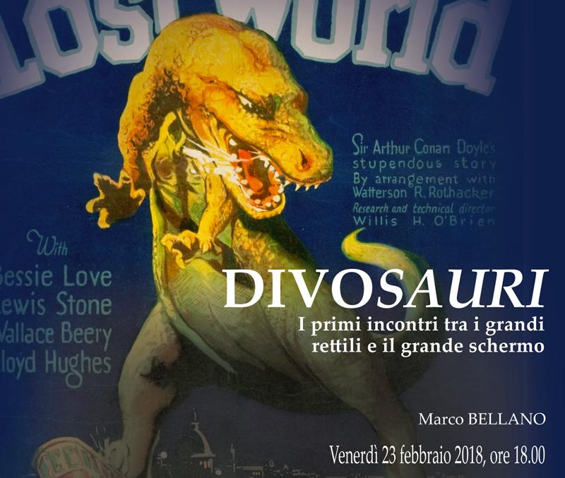 """""""Divosauri"""", una conferenza di Marco Bellano al Museo Nazionale Atestino"""