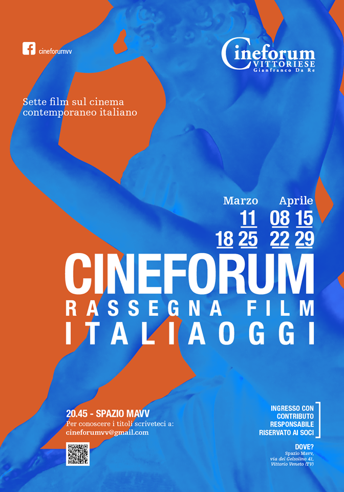 cineforum vittoriese gianfranco da re