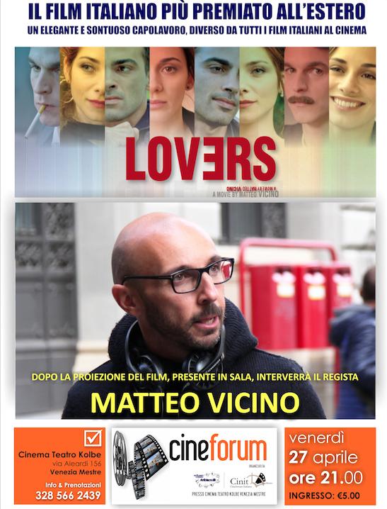 Lovers locandina