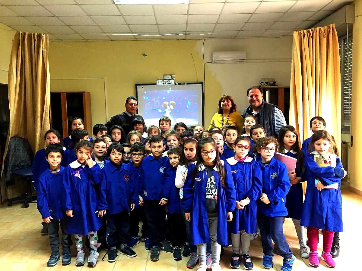 """""""Inclusività: con gli occhi dell'altro"""", un bilancio del  progetto promosso dal circolo Nuova Presenza per gli studenti della scuola primaria di S. Teresa di Riva"""
