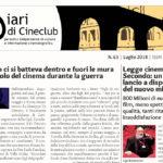 Diari di Cineclub 63