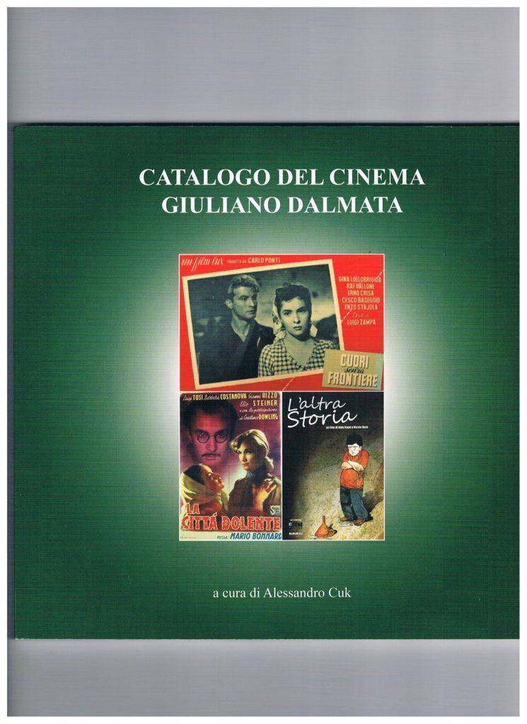 catalogo del cinema giuliano dalmata