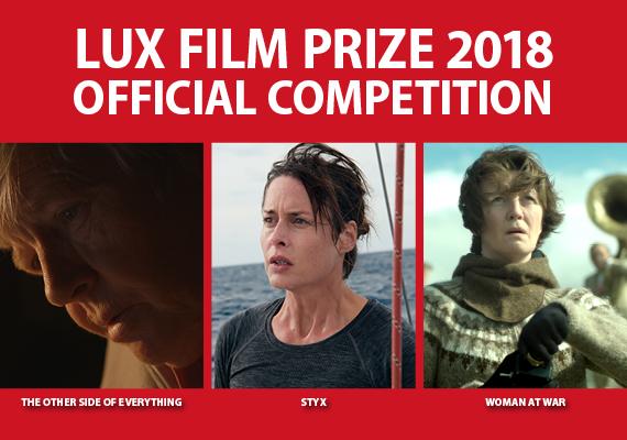 Ciclo di film del Premio Lux 2018 del Parlamento europeo al Cinema Dante di Mestre