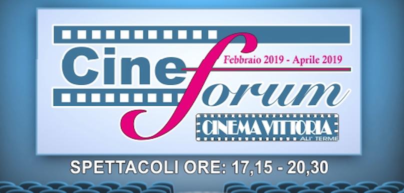 Alì Terme – Cineforum CINIT, un  nuovo ciclo dal 20 febbraio