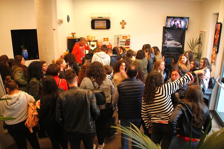 Alì Terme: gli studenti animano il Cineforum