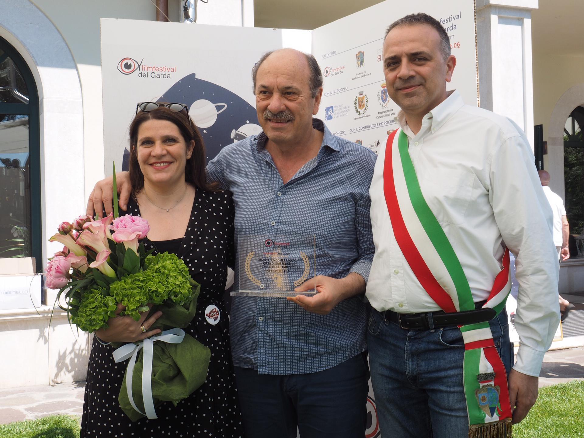 Tutti i vincitori della XII edizione del Film Festival del Garda