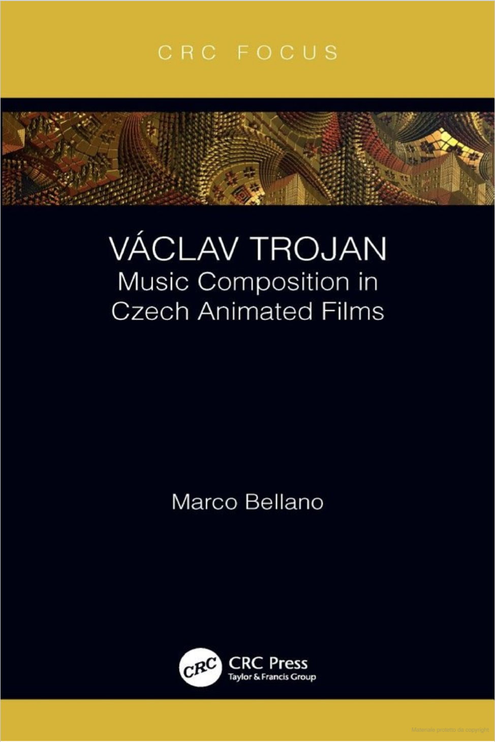 """Vaclav Trojan music composition in czech animated films"" è il titolo dell'ultimo saggio di  Marco Bellano"