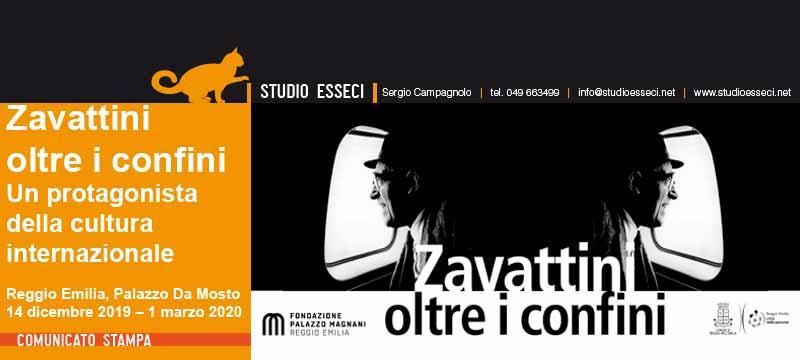 """""""Zavattini oltre i confini"""" a Reggio Emilia"""