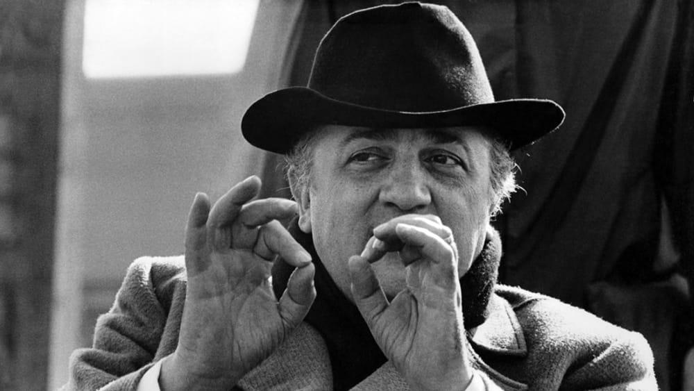 L'evento dedicato a Fellini il 21 agosto live su www.meetingrimini.org
