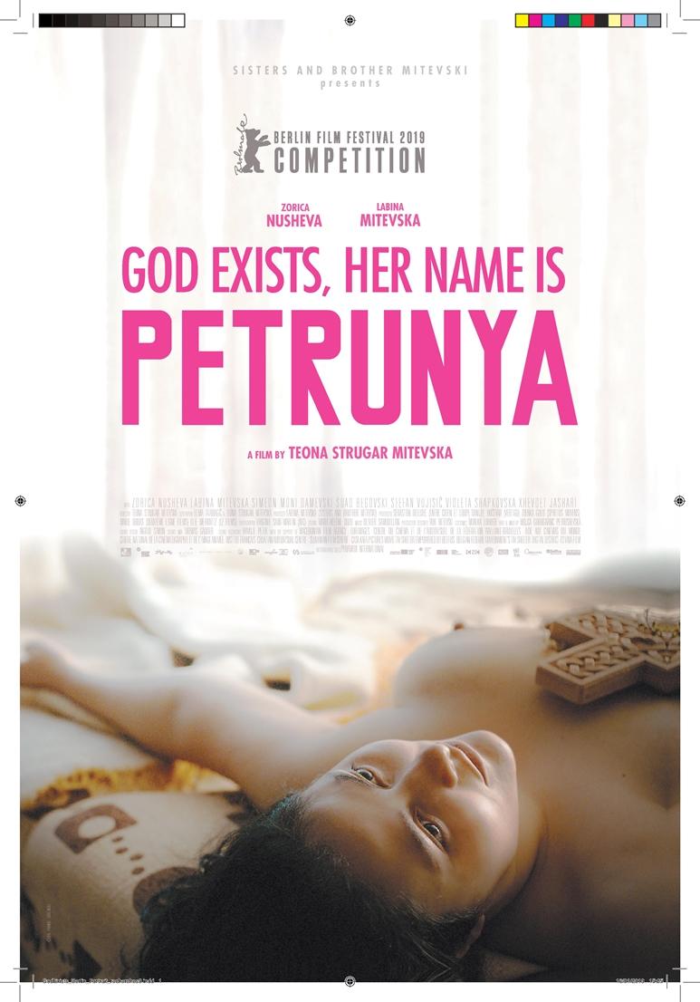 """Al Cinema Dante di Mestre il film vincitore del Premio Lux 2019 """"God Exists, Her Name is Petrunya"""""""