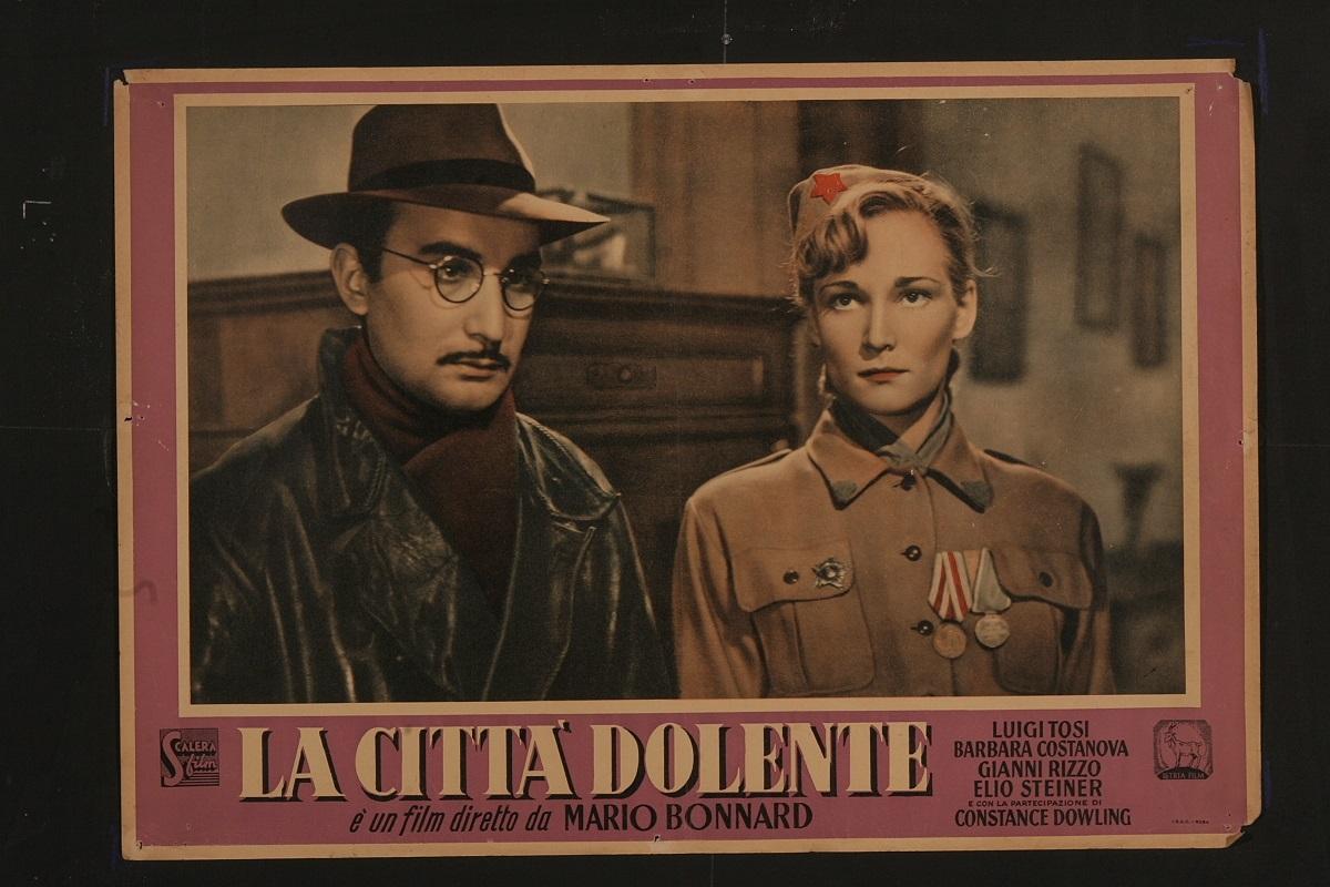 Sulla pagina Facebook del Circuito Cinema di Venezia venerdì 12 febbraio alle 17 presentazione del libro La città dolente – Il cinema del confine orientale