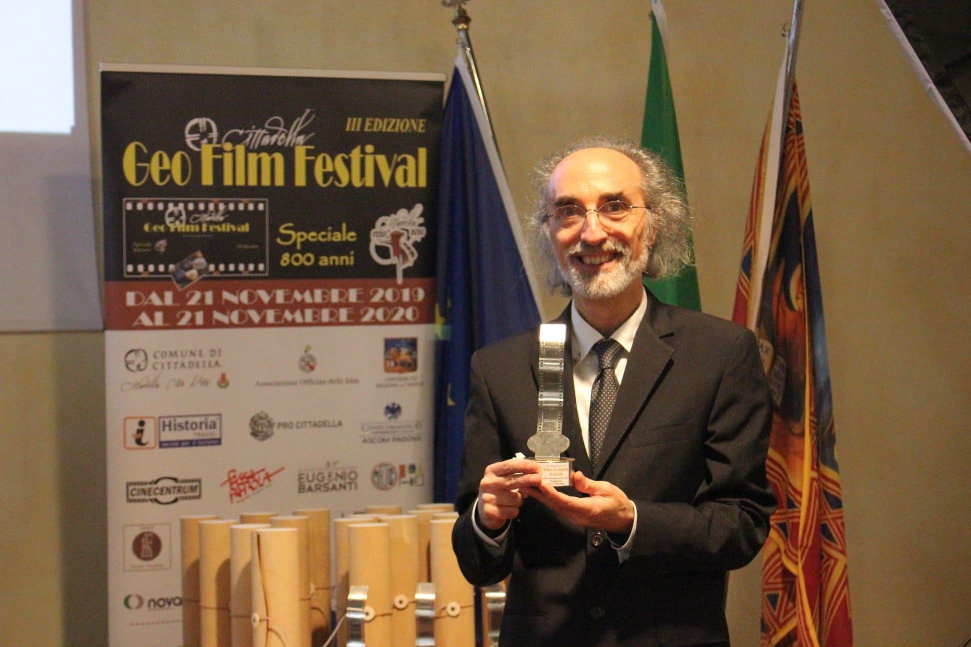 Premio speciale CINIT alla 4a Edizione del Festival Internazionale GEO Film Festival di Cittadella