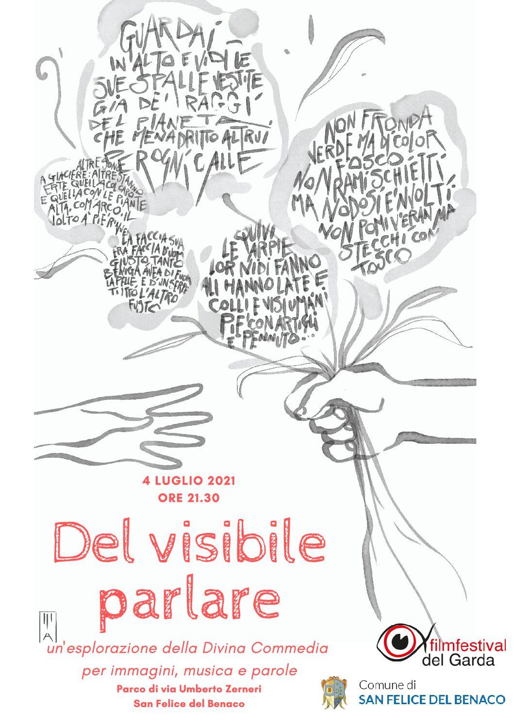 A San Felice del Benaco immagini, parole e musica per riscoprire Dante