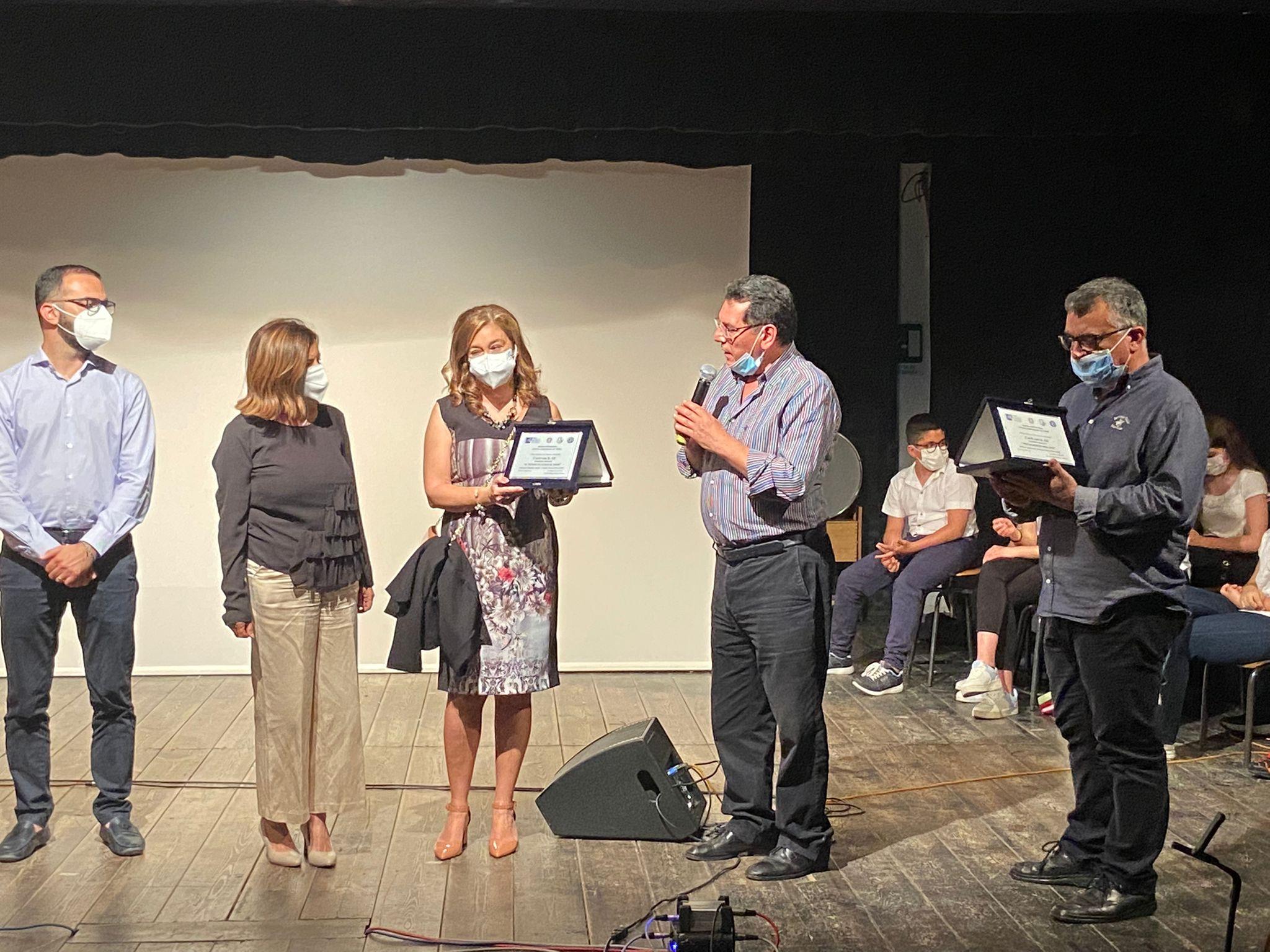 """Concluso con successo il progetto """"Cinelab"""" dell'I.C. di Alì Terme tra festival, corti, musica e cineforum"""